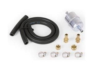 Edelbrock 8135 Performer Series Universal Fuel Line and Filter Kit