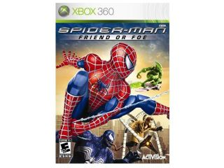 Spider Man: Friend or Foe Xbox 360 Game Activision
