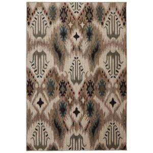 Mohawk Home Summit Pass Light Beige 8 ft. x 11 ft. Area Rug 386528