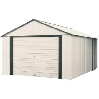 Arrow Murryhill 12 ft. x 24 ft. Vinyl Coated Steel Storage Shed VT1224