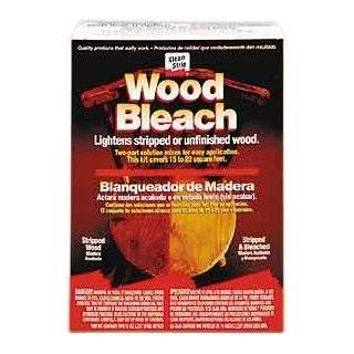 Wood Cleaner WOOD BLEACH KIT   GALLON [Kitchen]